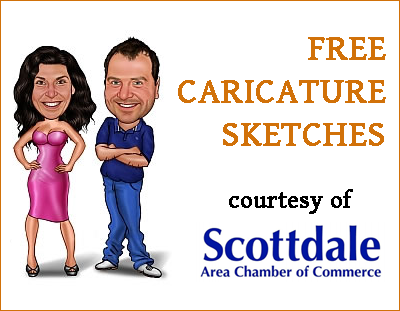 Free Caricature Sketches