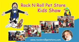 Rock N Roll Pet Show